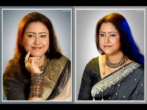 Shokhi Bhabona Kahare Bole,rabindra Sangeet By Kuhu (saswati Bhattacharya) video