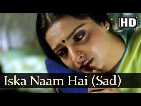 Iska Naam Hai Jeevan (HD) (Sad) - Jeevan Dhara Songs - Raj Babbar...