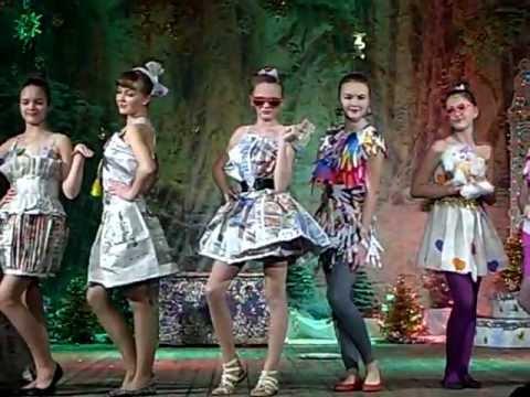 Платье своими руками на конкурс фото