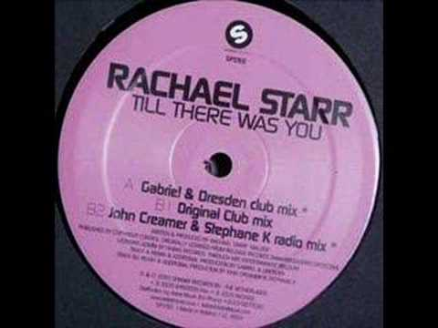 Rachael Starr--Till There Was You Video