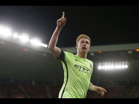 Kevin De Bruyne - The Beginning (2015/16) HD