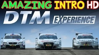 DTM Experience INTRO PC HD
