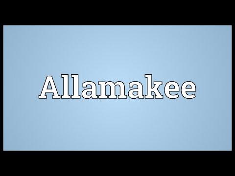 Header of Allamakee