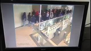 Koridor BEJ runtuh