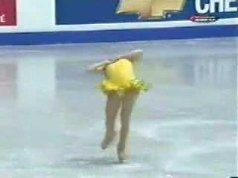 Sasha Cohen  One Night Only video