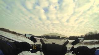 Snowmobiling 2014