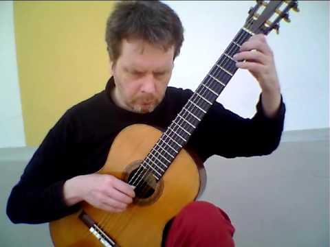Хулио Сальвадор Сагрегас - Op.32-Anita (Vals)