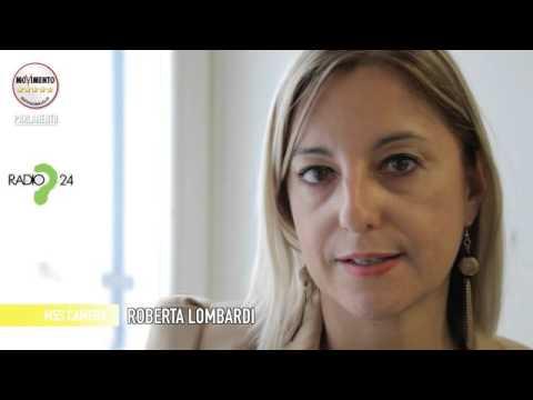 Roberta Lombardi (M5S): Radio 24 -  Siamo pronti a governare! Metteteci alla prova!