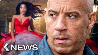 Cardi B Joins Fast & Furious 9, The Lord Of The Rings Series, Star Wars 9 Runtime... KinoCheck News