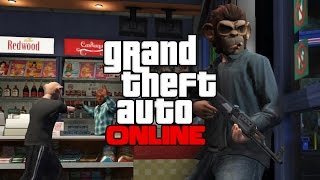 GTA for PC. The end? Online #13