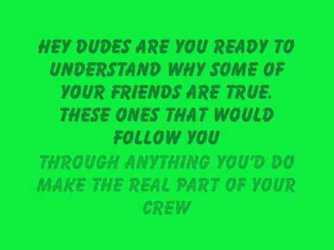 Chunk! No, Captain Chunk! - In Friends We Trust