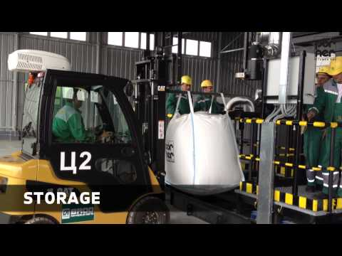 Pörner Bitumen Packing System - Bitumen Bag (May 2013)