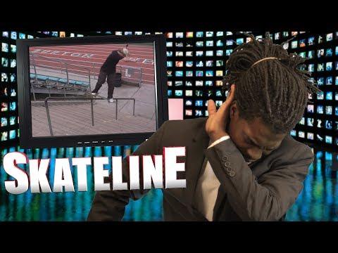 SKATELINE - Jamie Foy, Austyn Gillette, Chris Joslin, Aurelien Giraud, 13 Reasons Why,