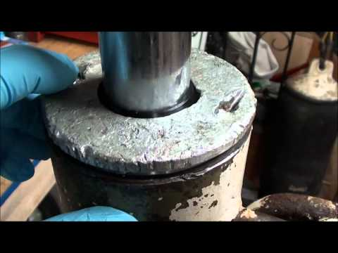 Bobcat Hydraulic Cylinder Repair