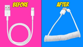 10 DIY SIMPLE LIFE HACKS FOR YOUR PHONE THAT EVERYONE SHOULD KNOW!!