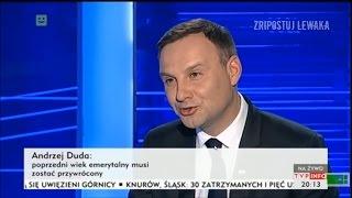 Prawda o Komorowskim! - Andrzej Duda feat. Zripostuj lewaka