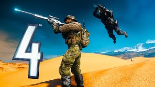 Battlefield 4 Random Moments #94 (Ninja Enters The Battlefield!)