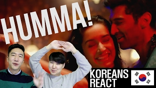 download lagu Koreans React To The Humma Song – Ok Jaanu gratis