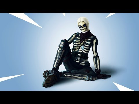 FORTNITE LIVE SKULL RANGER GAMEPLAY // SKULL TROOPER FORTNITE SAISON 6!