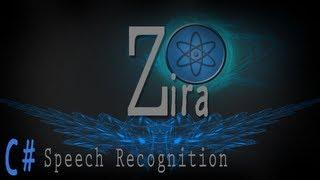 ZIRA C# Speech Artificial Intelligence!