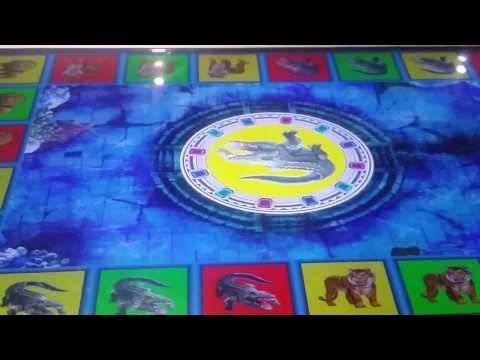 Mesin Judi Buaya SLOT MACHINE 3D CROCODILE HITS 46,7,11,25,8,4