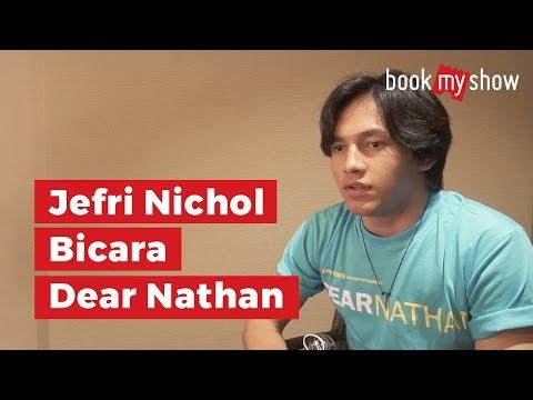 Download Lagu Jefri Nichol Bicara Dear Nathan - BookMyShow Indonesia MP3 Free