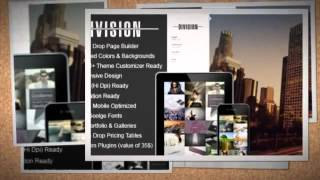 Division - Fullscreen Portfolio Photography Theme Download
