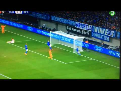 Schalke 04 - Real Madrid 1-6 | 26/2/2014 FULL HIGHLIGHTS HD 26-12-2014