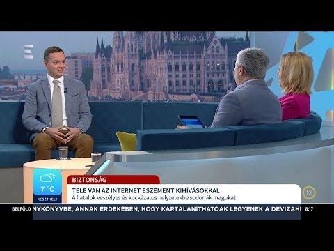 48 órára nyomtalanul eltűnni - Krasznay Csaba - ECHO TV