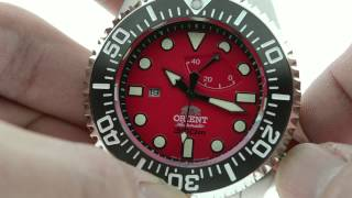 Orient Watch 2013 Pro Saturation Diver EL02003H