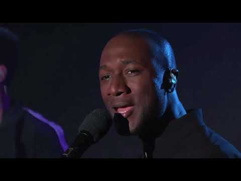 Avicii, Aloe Blacc - SOS (Jimmy Kimmel Live!) [AUDIO RESYNC]