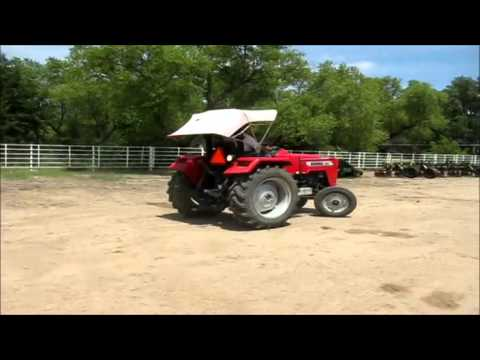 2014 Mahindra 4025 tractor for sale | no-reserve Internet auction June 24, 2015