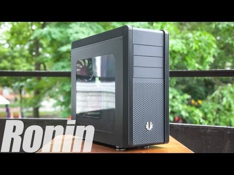 BitFenix Ronin Mid Tower Review