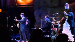 Big Bad Voodoo Daddy 34 Mr Heat Miser 34 Mohegan Sun Ct 12 21 2013
