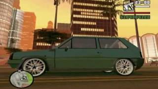 GTA San Andreas coches nacionales