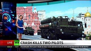 US Pilot Dies in NATO Drills