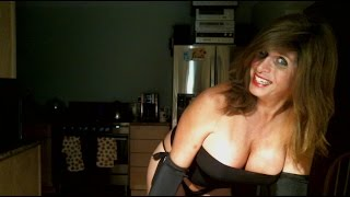 Busty T Girl Morning Chooch....Halloween Extravaganza