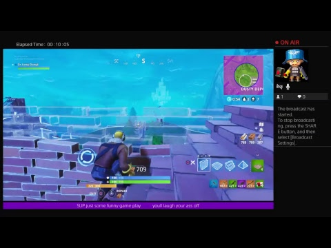 Funny Moments And Dubs (Fortnite Battle Royal)