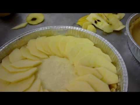 Come fare la Crostata  o Torta di Mele :  Ricette Dolci e Cucina