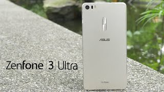 Meet the ASUS ZenFone 3 Ultra | ASUS