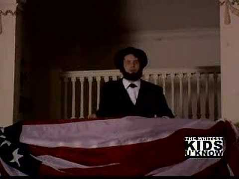 Whitest Kids U' Know: Abe Lincoln