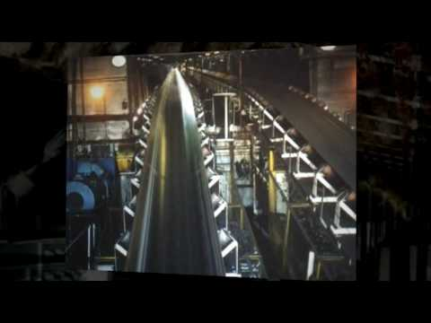Conveyor Cleaning Scrapers and Rollers  Manufacture Coal Mine Industry