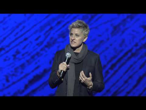 Ellen Degeneres Loves Transcendental Meditation