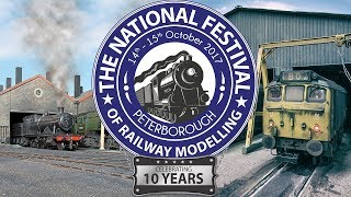BRM Subscriber discount at The National Festival of Railway Modelling 2017 - 14th & 15th Oct