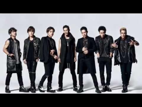 三代目 J Soul Brothers PLANET SEVENリリース!