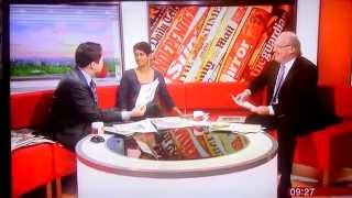 Naga Munchetty If Looks Could Kill