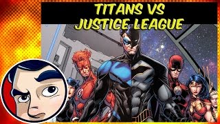 Titans Or the Justice League