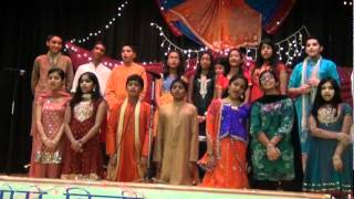 Hum Honge Kamyab - Marlboro Hindi School - Diwali 2011