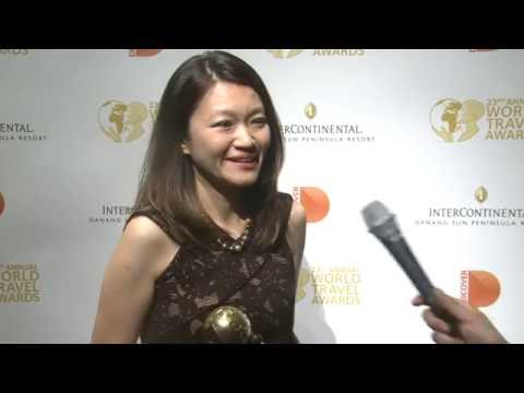 Audrey Lee, senior vice president, economic affairs, Changi Airport