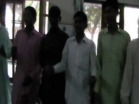 Itep Participants Singing A Poem (nani Teri Morni Ko Mor Le Gaye) video